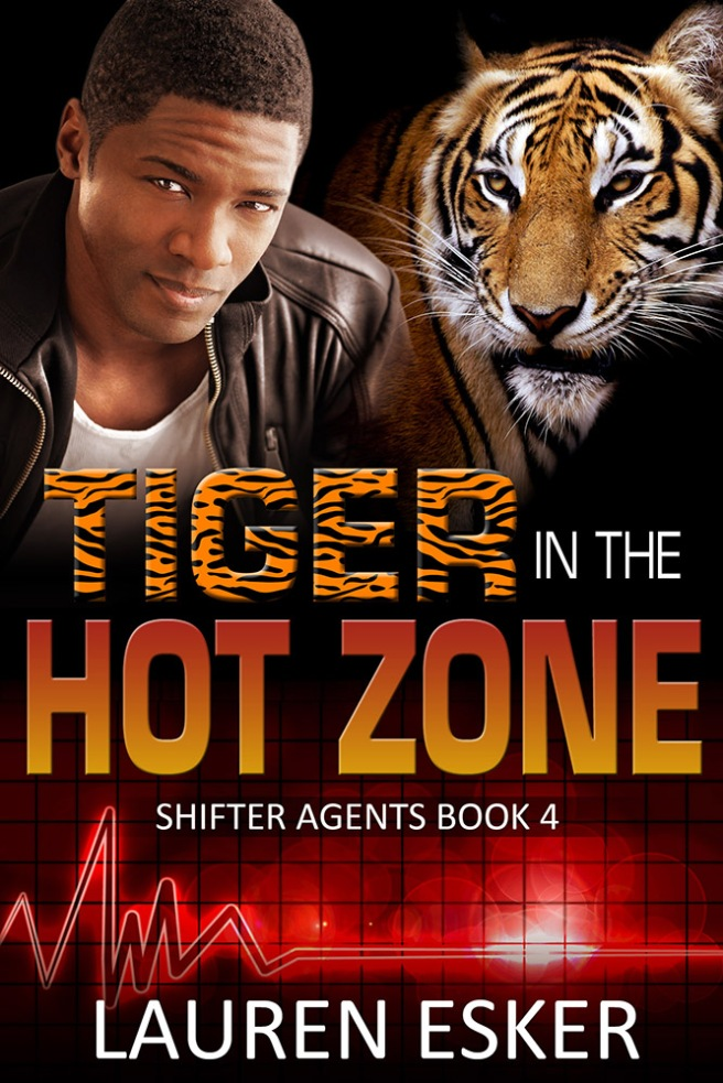 Tiger in the Hot Zone- for bookfunnel